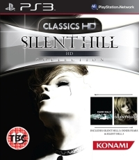 Silent Hill HD Collection [uncut Edition] (PS3)