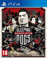 Sleeping Dogs [Limited Definitive uncut Edition] - Neuauflage! (PS4)