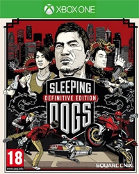Sleeping Dogs [Limited Definitive uncut Edition] - Neuauflage! (Xbox One)