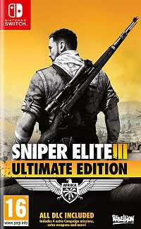 Sniper Elite 3 [Ultimate uncut Edition] inkl. 9 Bonus DLCs (Nintendo Switch)