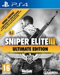 Sniper Elite 3 [Ultimate uncut Edition] inkl. 9 Bonus DLCs (PS4)