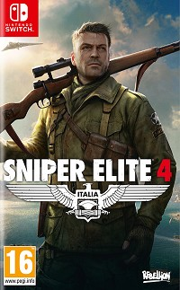 Sniper Elite 4 [EU uncut Edition] (Nintendo Switch)