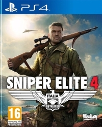Sniper Elite 4 [EU uncut Edition] (PS4)