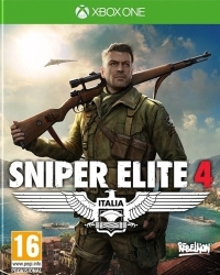 Sniper Elite 4 [EU uncut Edition] (Xbox One)