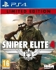 Sniper Elite 4 [Limited Kill Hitler EU uncut Edition] inkl. Preorder DLC (PS4)