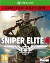 Sniper Elite 4 [Limited Kill Hitler EU uncut Edition] inkl. Preorder DLC (Xbox One)