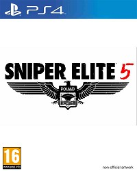 Sniper Elite 5 [uncut Edition] (PS4)