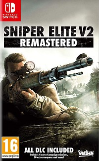 Sniper Elite V2 [Remastered uncut Edition] + Kill Hitler Bonus Mission (Nintendo Switch)