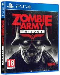 Sniper Elite: Nazi Zombie Army Trilogy [Kill Hitler Bonus uncut Edition] (PS4)