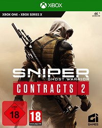 Sniper Ghost Warrior Contracts 2 [Bonus uncut Edition] (Xbox)