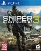 Sniper: Ghost Warrior 3 [EU uncut Edition] (PS4)