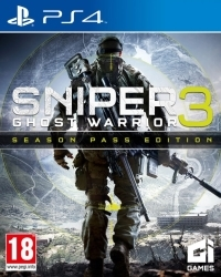 Sniper: Ghost Warrior 3 [uncut Edition] (PS4)