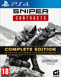 Sniper: Ghost Warrior Contracts [Complete uncut Edition] (PS4)