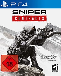 Sniper: Ghost Warrior Contracts (USK) (PS4)