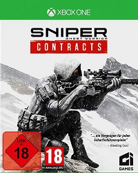 Sniper: Ghost Warrior Contracts [uncut Edition] (Xbox One)