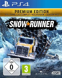 SnowRunner [Premium Edition] (PS4)