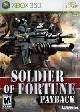 Soldier of Fortune 3 Payback [indizierte uncut Edition] - Cover besch�digt