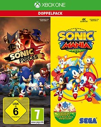 Sonic Mania Plus + Sonic Forces [Double BONUS Pack] (Xbox One)