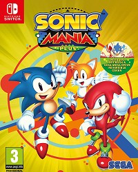 Sonic Mania Plus inkl. Boni (Nintendo Switch)