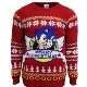 Sonic the Hedgehog Xmas Pullover (M) (Merchandise)