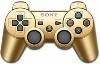 DualShock wireless Controller Gold (PS3)