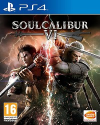 Soulcalibur VI [uncut Edition] (PS4)