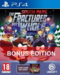South Park: The Fractured But Whole [AT Bonus uncut Edition] + DLC + The Coon Pin (PS4)