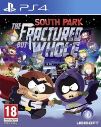 South Park: The Fractured But Whole [uncut Edition] (PS4)