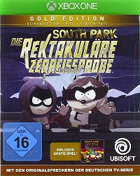 South Park: The Fractured But Whole [Gold uncut Edition] + Bonus DLC + The Coon Pin (Xbox One)