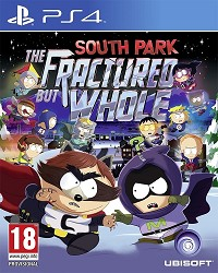 South Park: The Fractured But Whole [uncut Edition] - Cover beschädigt (PS4)