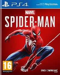 Spiderman Standard Edition (PS4)