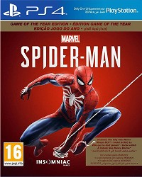 Spiderman [GOTY Edition] - Cover beschädigt (PS4)