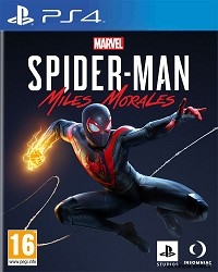 Spiderman: Miles Morales - Cover beschädigt (PS4)