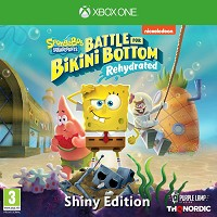 Spongebob SquarePants: Battle for Bikini Bottom - Rehydrated [Shiny Edition] (Xbox One)
