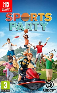 Sports Party (Code in a Box) (Nintendo Switch)