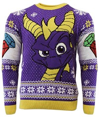 Spyro the Dragon Xmas Pullover (XL) (Merchandise)