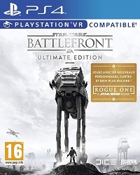 Star Wars: Battlefront [Ultimate uncut Edition] - Cover beschädigt (PS4)