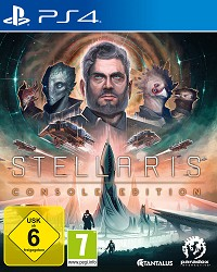 Stellaris Console [Bonus Edition] (PS4)