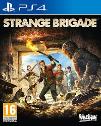 Strange Brigade [uncut Edition] (PS4)
