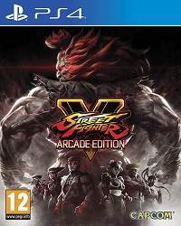 Street Fighter V [Arcade Edition] (PS4)