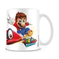 Super Mario Odyssey Tasse (Cappy Throw) (Merchandise)