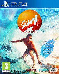 Surf World Series (PS4)