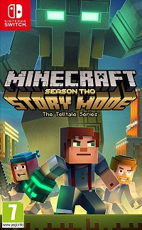 Minecraft Story Mode: Season 2 (Nintendo Switch)