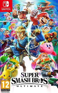 Switch Super Smash Bros. Ultimate für Nintendo Switch