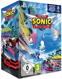 Team Sonic Racing [Special Edition] (PS4)