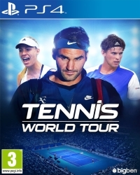 Tennis World Tour für Nintendo Switch, PC, PS4, X1