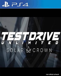 Test Drive Unlimited Solar Crown (PS4)