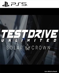 Test Drive Unlimited Solar Crown (PS5™)
