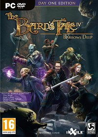 The Bards Tale IV: Barrows Deep [Day 1 Edition] (PC)