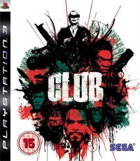 The Club [uncut Edition] (Erstauflage) - Cover beschädigt (PS3)